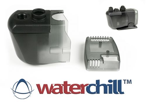 WaterChilll Pump 12V Orignal Grey