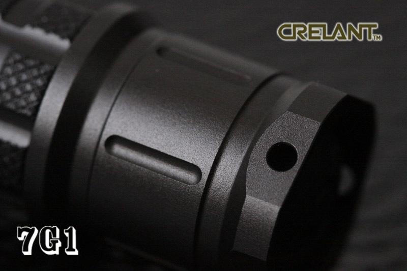 Crelant 7G1 Tail Cap View