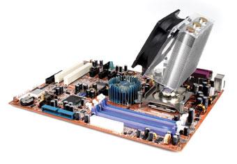 VapoChill Micro + Motherboard