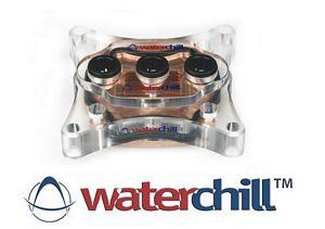 WaterChill CPU cooler Antartica Socket T
