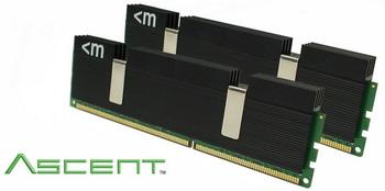 Mushkin 996625 - 4GB (2x2GB) DDR3 PC3-12800 7-7-6-18 Blackline