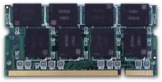 Mushkin 991393 512M PC2-4200 SODIMM 4-4-4-12